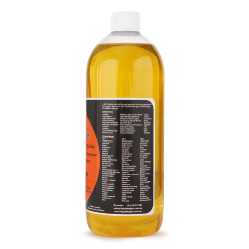 Liquid Magics Citrus Cleaner Concentrate 1 Litre